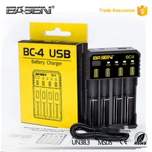usb car charger basen bc4 4 slots 2a portable battery charger with usb cable
