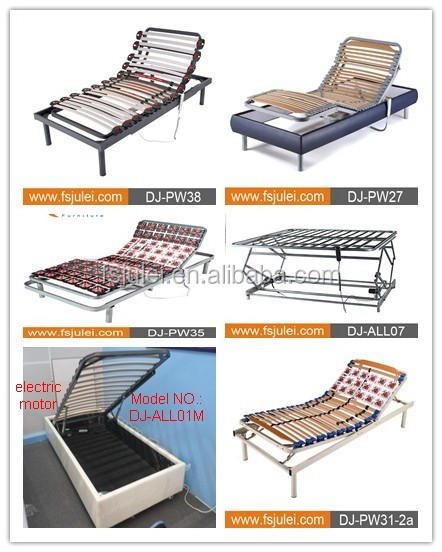 beauty bed electric adjustable bed frame DJ-PW27-2 bedroom furniture bed
