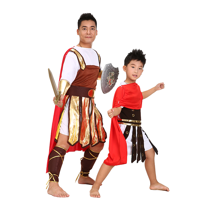 New Fashion Child Boys Cosplay Carnival Party Costumes Gift For Children's Day