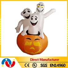 Festival Oxford Cloth Halloween Ghost With Lighting Decoration