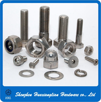 China hardware fastener custom many types stainless steel shank bolt