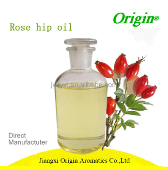 HACCP certified factory supply best quanltiy hot sell pure organic rosehip oil chile for skin care