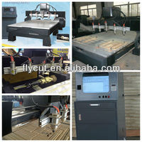 5 axis cnc rotary engraving machine with furniture making tools