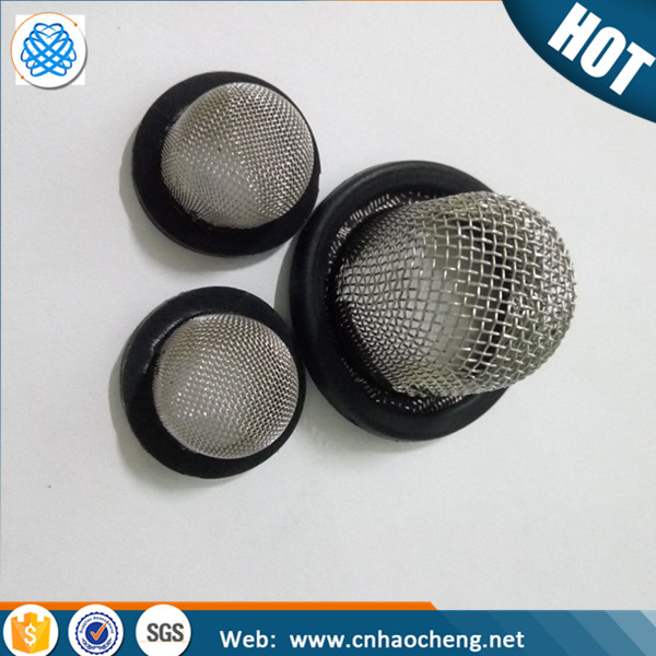 Hose water filter screen rubber gaskets shower filter rubber washer