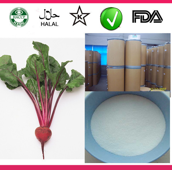 Rebaudioside natural sweetener pure powder stevia extract rebaudioside a stevioside