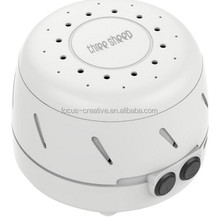 2015 Hottest Natural White Noise fan sound machine for baby sleep
