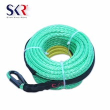 SKR High Quality Cable winch rope for ATV 4x4