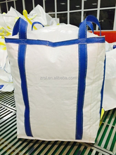 top qulity recyclable big bags for white flour,rice,white sugar etc, made in plastic jumbo bag manufacturing