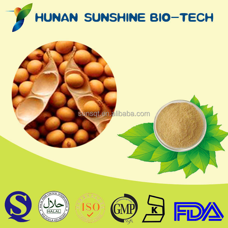 China Natural Food Enhancement Women Estrogen And Regulating Endocrine Soybean Meal Extract