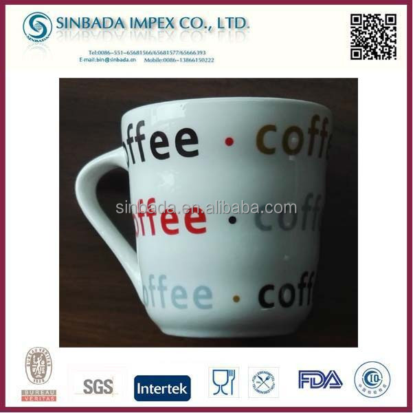 Ceramic Coffe Mug With handle