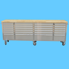 Storage Tool Box Mobile Tool Trolley stainless steel Toolbox