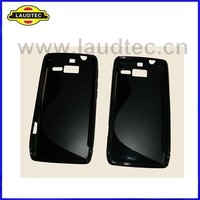 S CURVE TPU GEL CASE FOR MOTOROLA DROID RAZR M XT907 BACK CASE