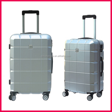 sincere sell Hard Shell Travel luggage Sets Bag ABS PC Trolley Bag Suitcase