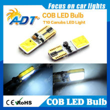 MTEC Super Bright 7000K T10 W5W 194 168 Canbus No Error COB LED Lights 520+ Lm