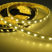 Waterproof 5050smd 12v led strip light IP68 underwater led light strip 60leds 5050 smd strip