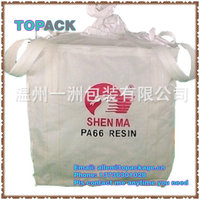 100% pp woven used 1 ton jumbo bag for sand ,cement and chemical