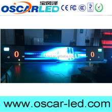 high resolution football led sign with high quality