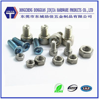 Factory offer all kind standard metric bolts and nuts screws
