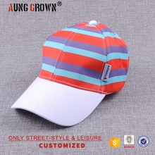 High Profile 100% Cotton Twill Sport Baseball cap wholesale