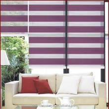 Home Decorations Window Curtain Office Zebra Blinds