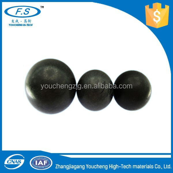 Heat, abrasion resistant engineering peek ball