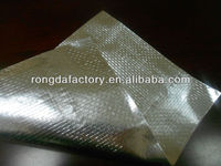 Double Side Aluminium Foil With PE Woven Fabric