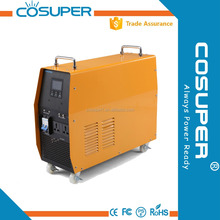 600v dc ac inverter solar power inverter with built in battery