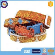 Custom Design Dog Collar and Leash Manufacturer