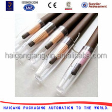 popular automatic 2014 Hot Selling Soft Waterproof Eyebrow Pencil