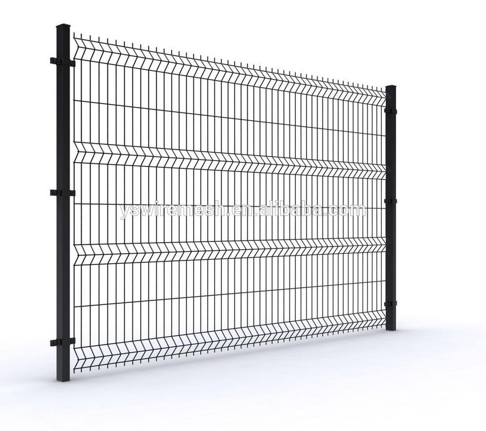 Welded Wire Fence Panels Metal Fence Panels View Welded