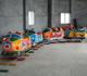 China professional Indoor Kids Electric Amusement Train Rides