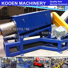 KOOEN PP FILM PE BAGS RECYCLING WASHING LINE,PLASTIC RECYCLING PLANT
