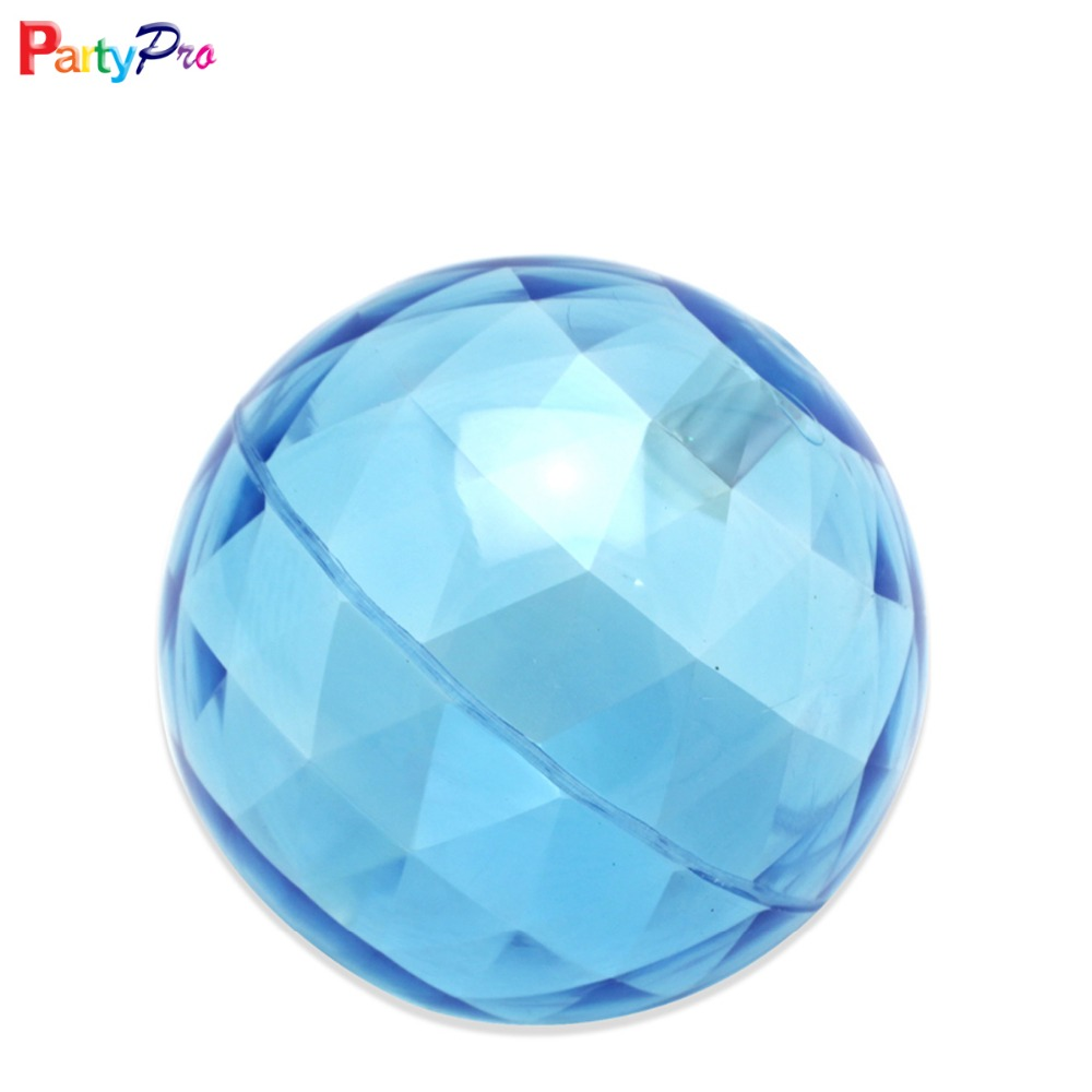2016 hot sale China plastic hollow super high bouncing bumpy sky ball