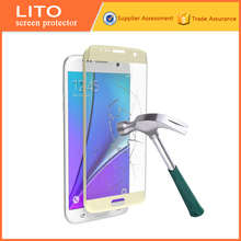 LITO newest product 3d full cover tempered glass screen protector for samsung galaxy s7 edge