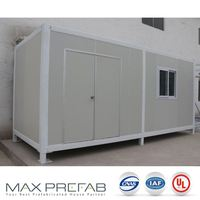 SC0624 Fast Building Pre-Made Container House