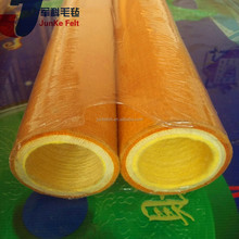 Hot selling 100% polyester felt roller cover made in China