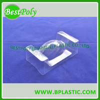 Clear blister packaging for candle, candle blister packaging