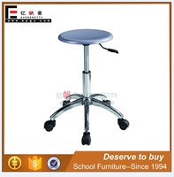 Plastic Student Study Stools for Lab Table