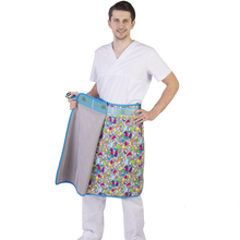 Chinese lead skirt 0.35mmpb x ray protective lead apron