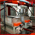 mgo fire-resistant sheeting production line / designed multifunctional fireproof mgo board machine