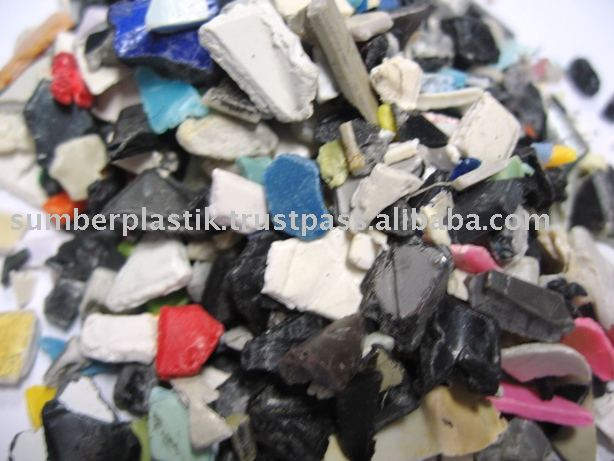 Scrap And Pellet recycle Plastic