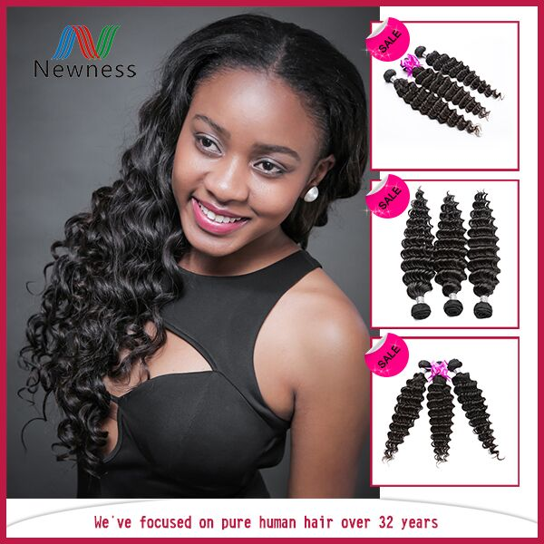 New hair factory Full And Thick wet and wavy brazilian remy hair weave