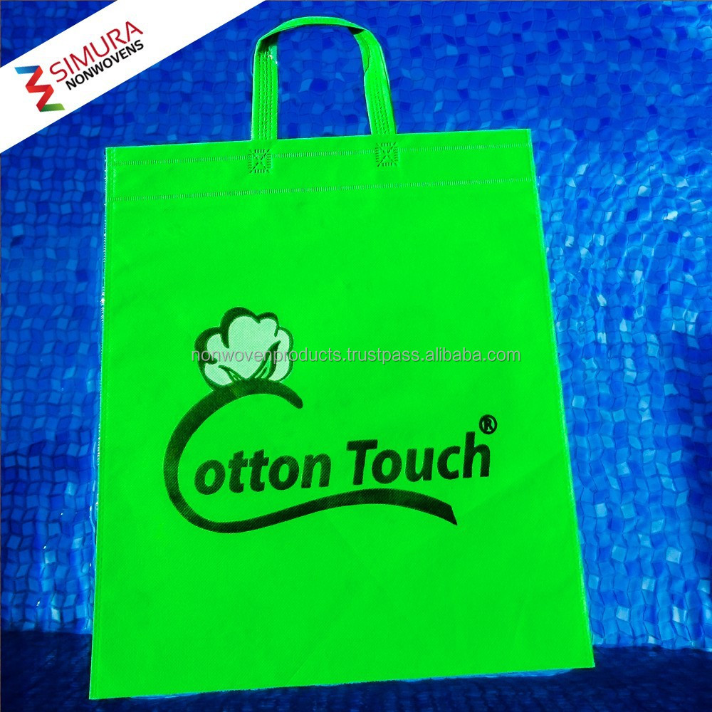 Colorful Nonwoven Fabric Bag