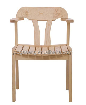 Vogasang Supplying FSC Solid Wood Armchair