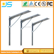 High quality Big discount hot sell Solar LED Street Light with solar panel and battery