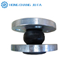 Pump vibration isolator flange soft connector epdm rubber flexible pipe coupling