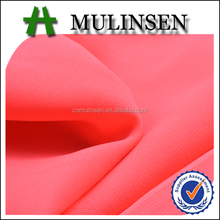 Mulinsen Textile Solid Dyed Light Weight ITY Peach Chiffon Buy Fabric From China On Alibaba