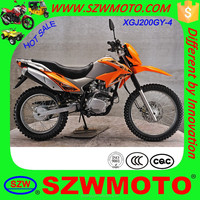 Hot sale new style XGJ200GY-4 Brazil off-road motorcycle with best price