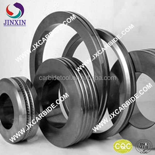 Hard Alloy Factory Cemented Carbide Seal Ring