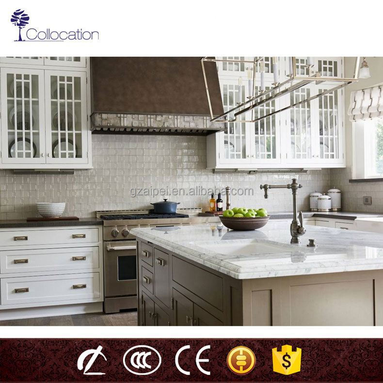 China Kitchen Cabinet Manufacturer Offeres High Gloss Used Kitchen